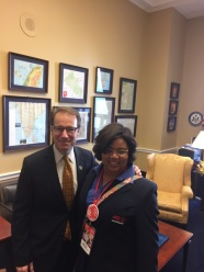 Meeting Senator Peter Roskam